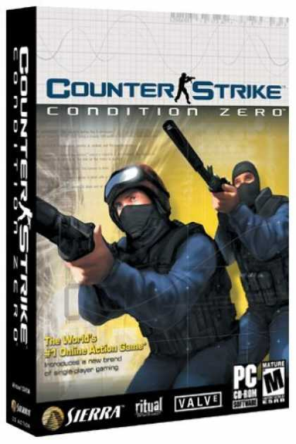 Bestselling Games (2006) - Counter-Strike: Condition Zero