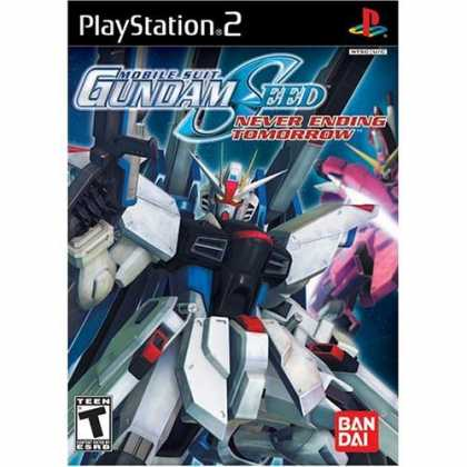 Bestselling Games (2006) - Mobile Suit Gundam Seed Never Ending Tomorrrow