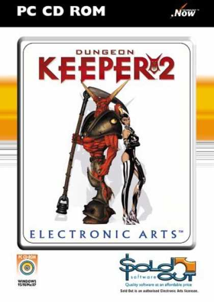Bestselling Games (2006) - Dungeon Keeper 2
