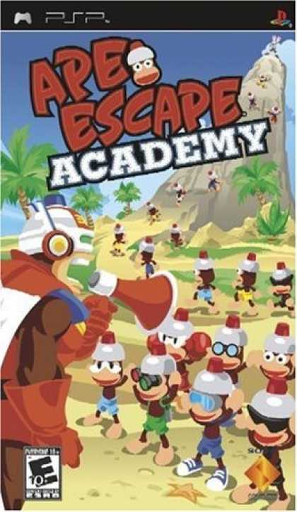 Bestselling Games (2006) - Ape Escape Academy