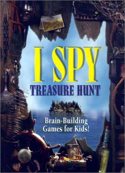 Bestselling Games (2006) - I SPY Treasure Hunt (Win & Mac)