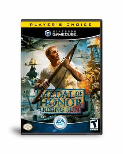 Bestselling Games (2006) - Medal of Honor Rising Sun