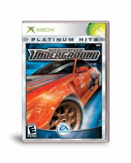 Bestselling Games (2006) - Need for Speed Underground