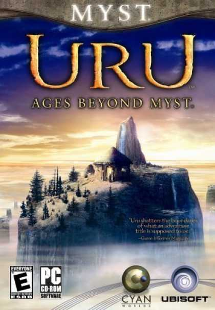 Bestselling Games (2006) - Uru: Ages Beyond Myst