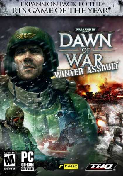 Bestselling Games (2006) - Warhammer 40,000 Dawn of War Winter Assault Expansion PAck