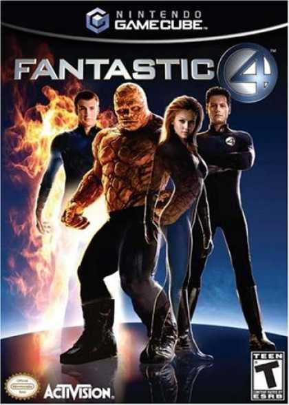Bestselling Games (2006) - Fantastic Four