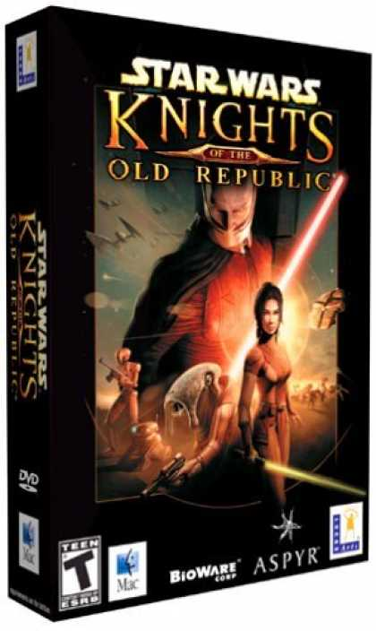 Bestselling Games (2006) - Star Wars: Knights of the Old Republic (Mac)