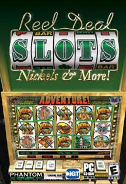 Bestselling Games (2006) - Reel Deal Slots Nickels & More