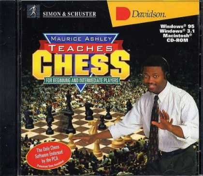 Bestselling Games (2006) - MAURICE ASHLEY TEACHES CHESS