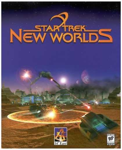 Bestselling Games (2006) - Star Trek: New Worlds