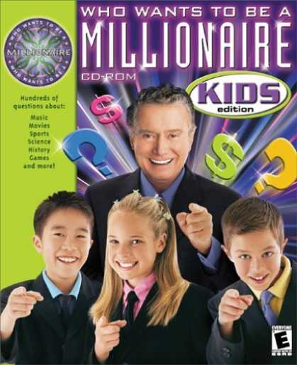 Bestselling Games (2006) - Who Wants To Be A Millionaire Kids Edition
