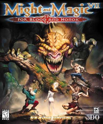 Bestselling Games (2006) - Might and Magic 7: For Blood & Honor