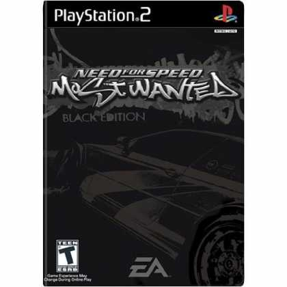 Bestselling Games (2006) - Need for Speed: Most Wanted Black for PlayStation 2