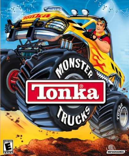 Bestselling Games (2006) - Tonka Monster Trucks
