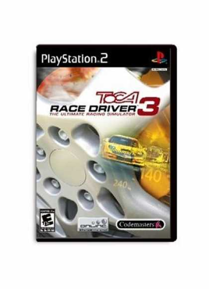 Bestselling Games (2006) - Toca Race Driver 3: The Ultimate Driving Simulator