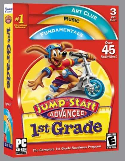 Bestselling Games (2006) - JumpStart Advanced 1st Grade