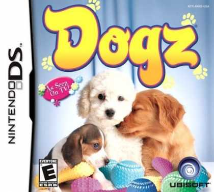 Bestselling Games (2006) - Dogz