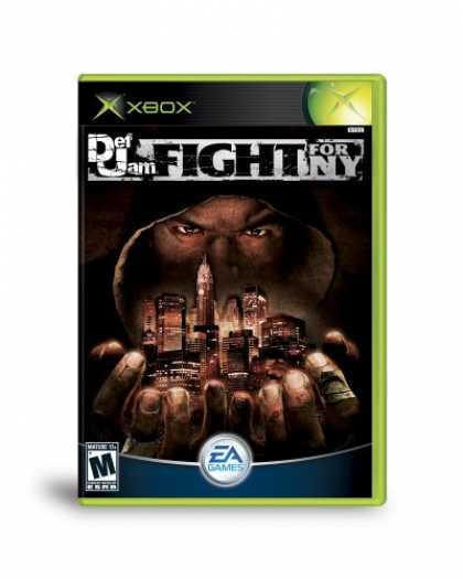 Bestselling Games (2006) - Def Jam Fight for NY for Xbox