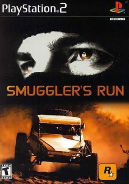 Bestselling Games (2006) - SONY CK T SMUGGLERS'S RUN GH P23