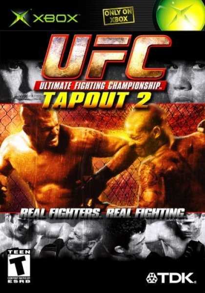 Bestselling Games (2006) - UFC: Tapout 2 for XBox