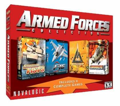 Bestselling Games (2006) - Armed Forces Pack