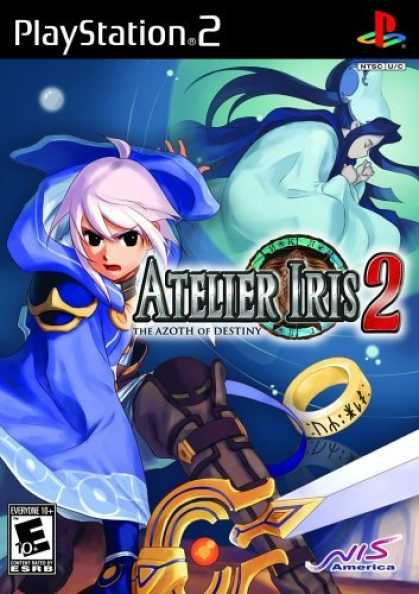 Bestselling Games (2006) - Atelier Iris 2: The Axoth of Destiny