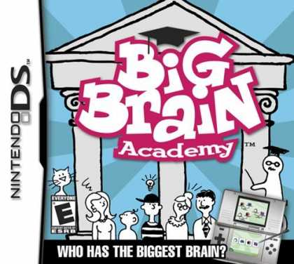 Bestselling Games (2006) - Big Brain Academy - Marvel Ultimate Alliance