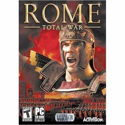 Bestselling Games (2006) - Rome: Total War