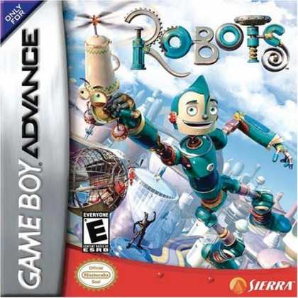 Bestselling Games (2006) - Robots