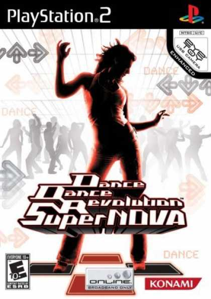Bestselling Games (2006) - Dance Dance Revolution Supernova