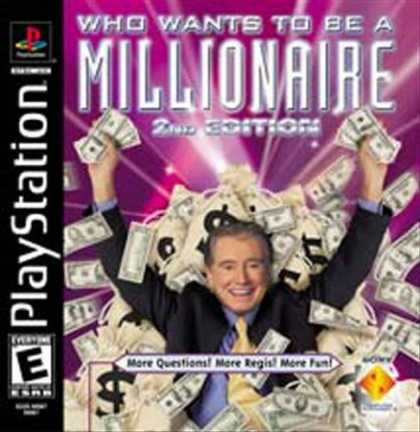 Bestselling Games (2006) - Who Wants To Be A Millionaire:2nd Edit.