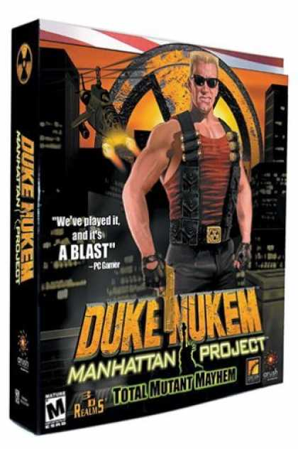 Bestselling Games (2006) - Duke Nukem: Manhattan Project