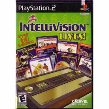 Bestselling Games (2006) - Intellivision Lives