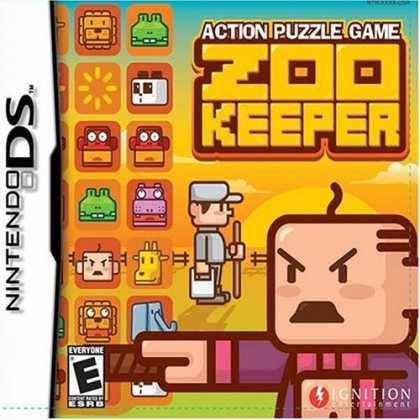 Bestselling Games (2006) - Nintendo DS Zoo Keeper