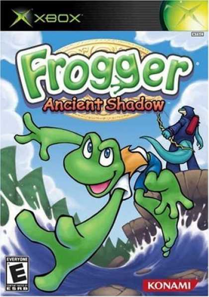 Bestselling Games (2006) - Frogger: Ancient Shadow