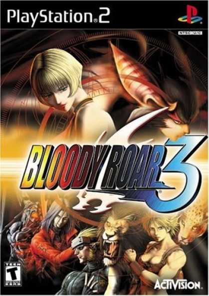 Bestselling Games (2006) - Bloody Roar 3