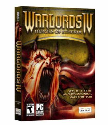 Bestselling Games (2006) - Warlords IV
