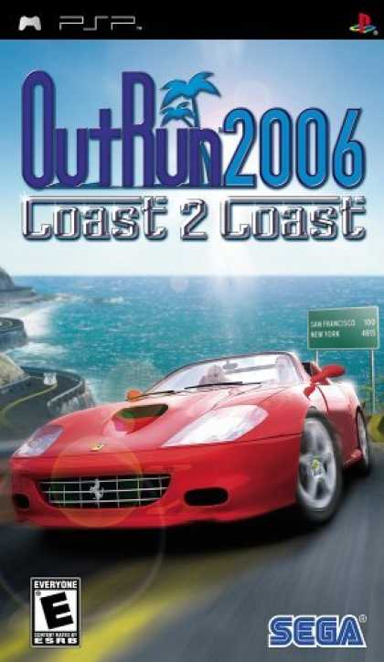 Bestselling Games (2006) - Outrun 2006 Coast 2 Coast