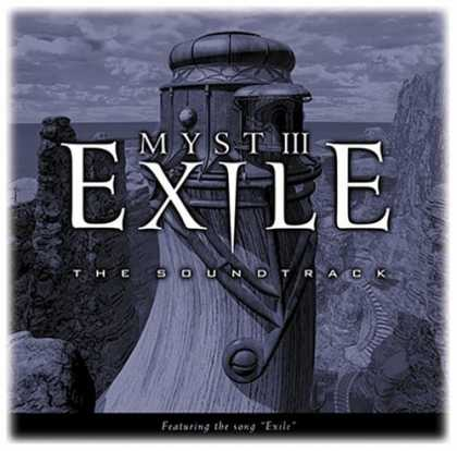 Bestselling Games (2006) - Myst III: Exile the Soundtrack
