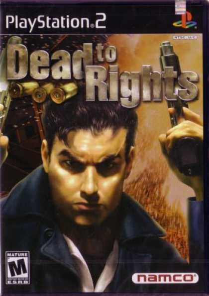 Bestselling Games (2006) - Dead To Rights