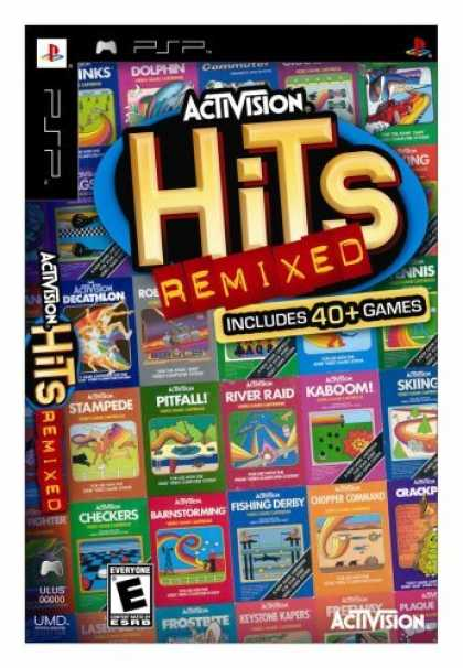 Bestselling Games (2006) - Activision Hits Remixed