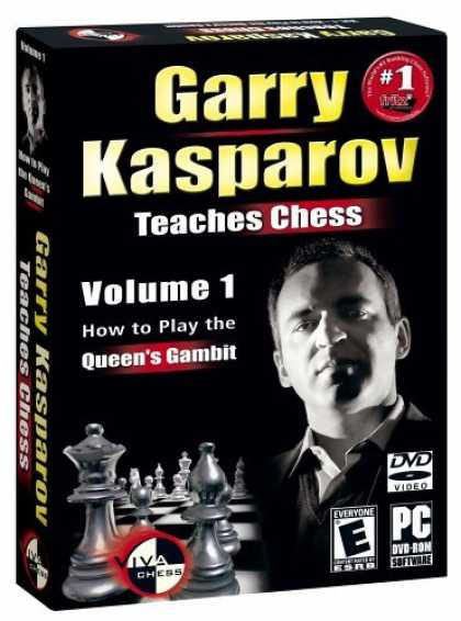 Bestselling Games (2006) - Garry Kasparov Teaches Chess 1: Opening Strategies, The Queen's Gambit (DVD)