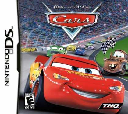Bestselling Games (2006) - Cars