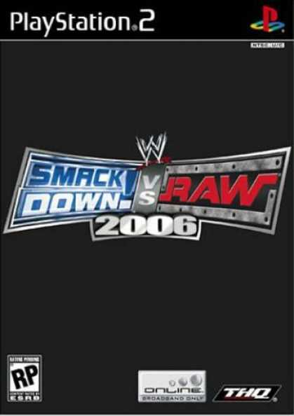 Bestselling Games (2006) - WWE Smackdown vs Raw 2006