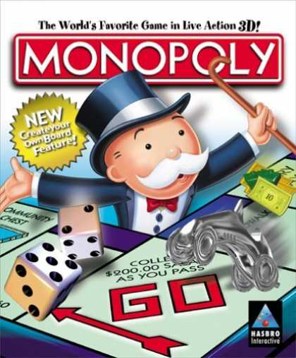 Bestselling Games (2006) - Monopoly