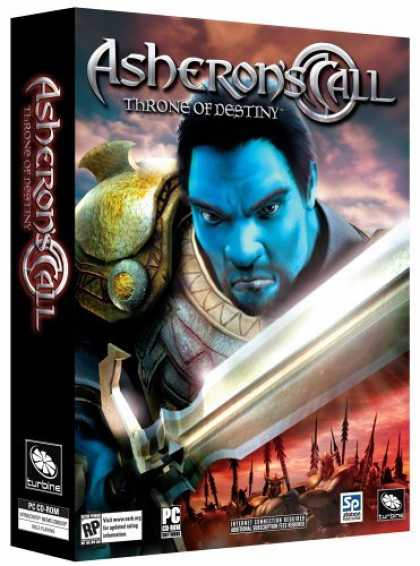 Bestselling Games (2006) - Asheron's Call: Throne of Destiny