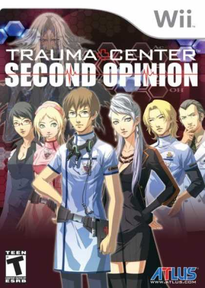 Bestselling Games (2006) - Trauma Center: Second Opinion