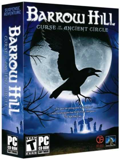 Bestselling Games (2006) - Barrow Hill: Curse of the Ancient Circle