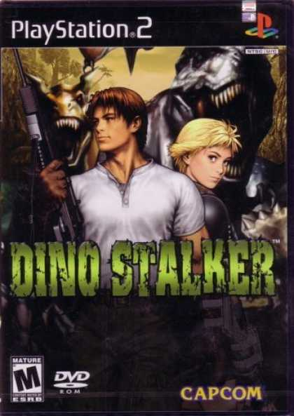 Bestselling Games (2006) - PS2 SONY VALUE M DINO STALKER P2V