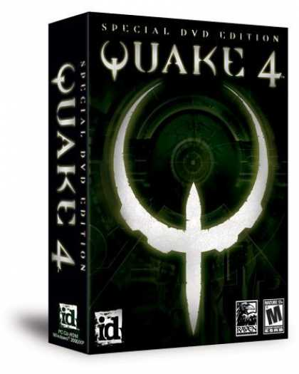 Bestselling Games (2006) - Quake 4: Special Edition